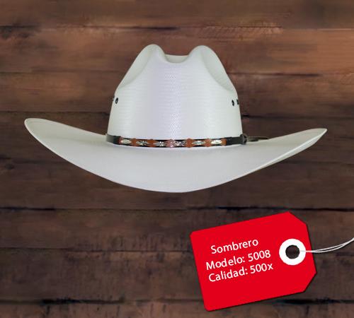 Sombrero Modelo 5008