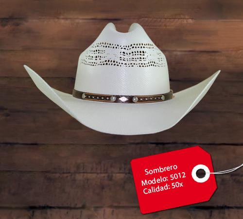 Sombrero Modelo 5012