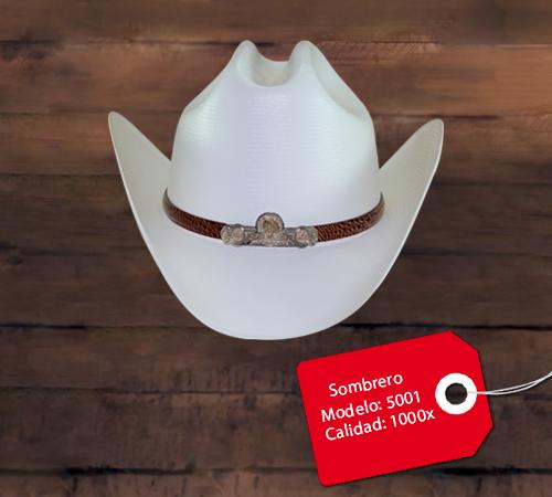 Sombrero Modelo 5001
