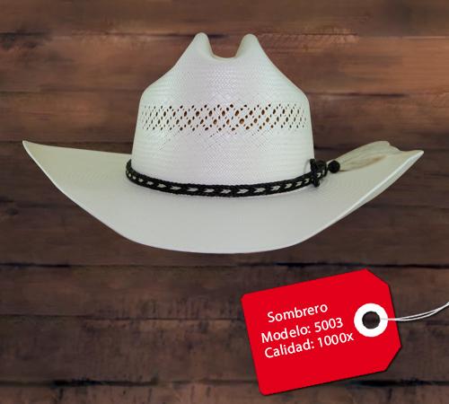 Sombrero Modelo 5003