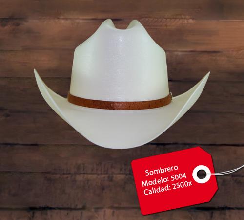 Sombrero Modelo 5004