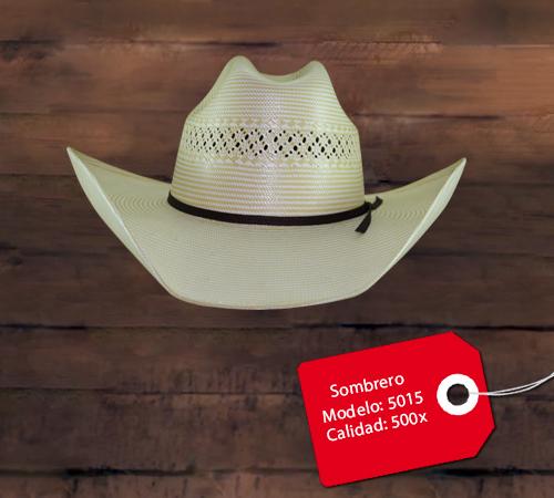 Sombrero Modelo 5015