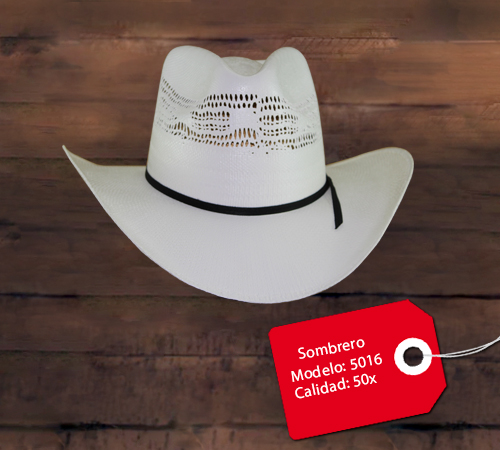 Sombrero Modelo 5016
