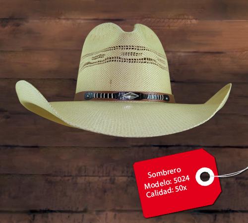 Sombrero Modelo 5024