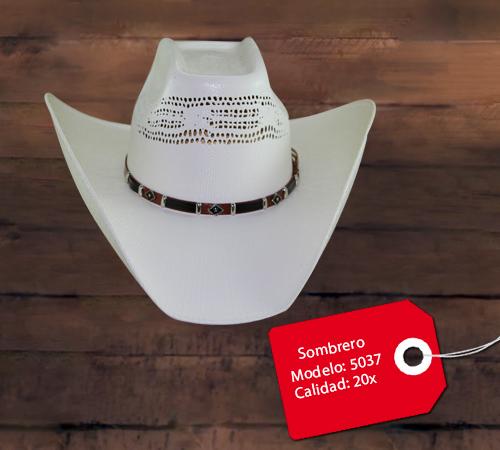 Sombrero Modelo 5037 3857ae801d2
