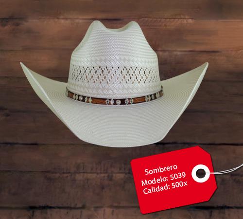 Sombrero Modelo 5039