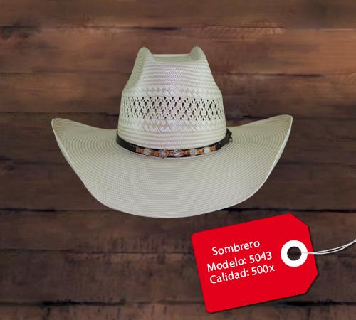 Sombrero Modelo 5043