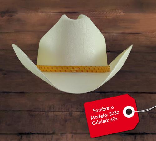 Sombrero Modelo 5050