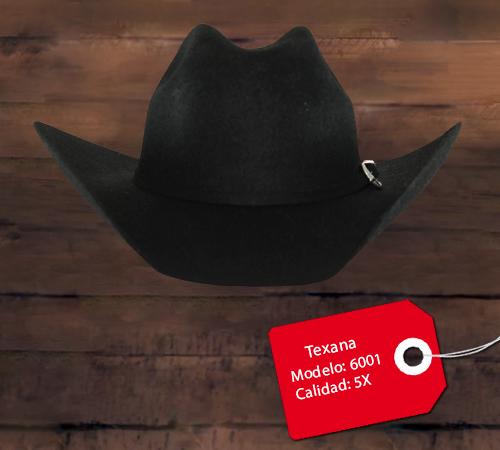 Texana Modelo 6001