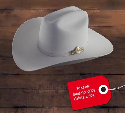 Texana Modelo 6002