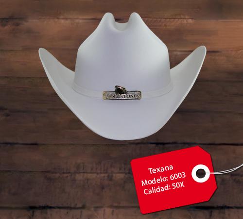 Texana Modelo 6003