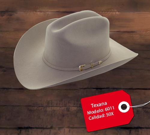 Texana Modelo 6011