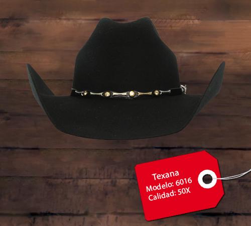 Texana Modelo 6016