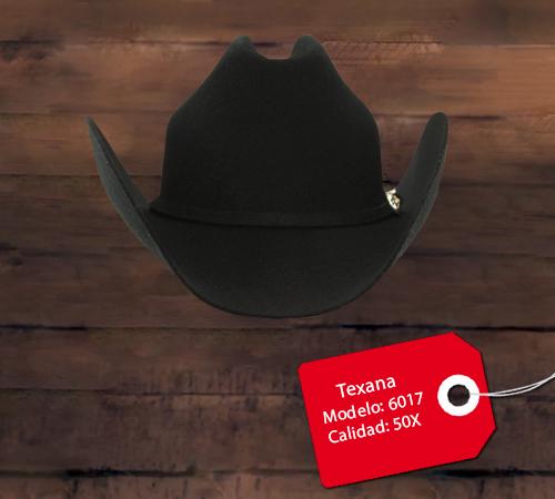 Texana Modelo 6017
