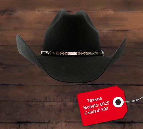 Texana Modelo 6025