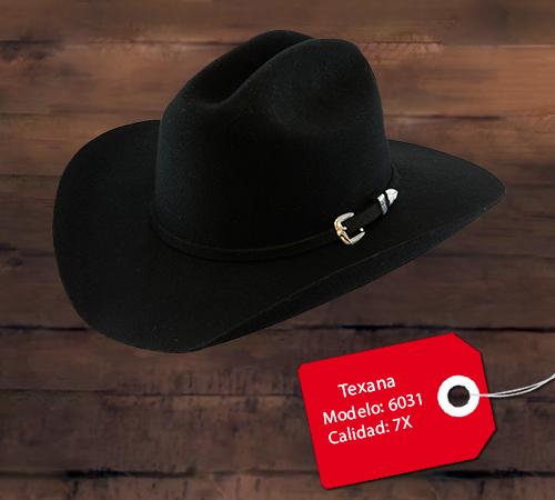 Texana Modelo 6031