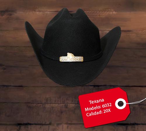 Texana Modelo 6032