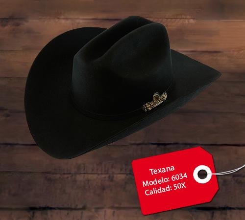 Texana Modelo 6034