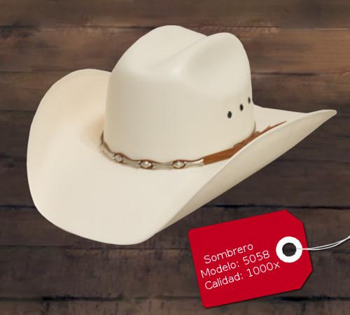 Sombrero 5058